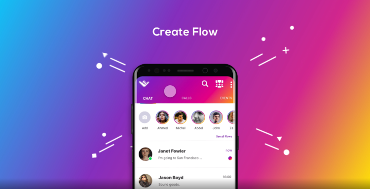 mess app 2 750x383 1 - New Features That Are Changing The Landscape Of Online Messaging Applications